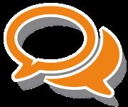 Gesprächskompetenz-Sprechblasen