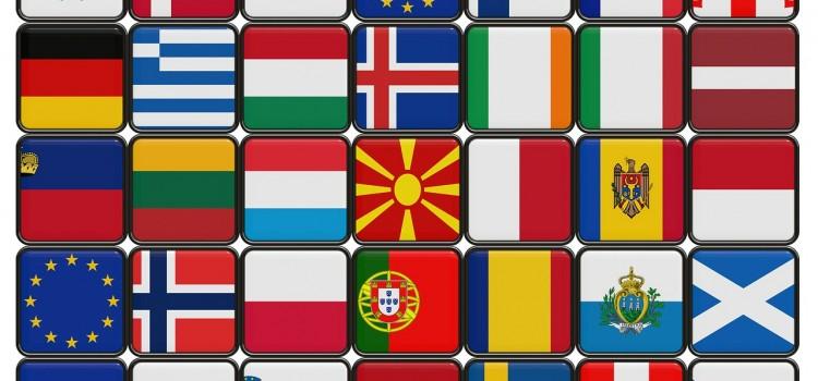 Fremdsprachen – So zeigen Sie Flagge