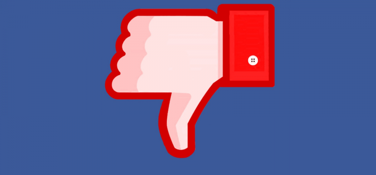 Entlassen nach Facebook-Posting